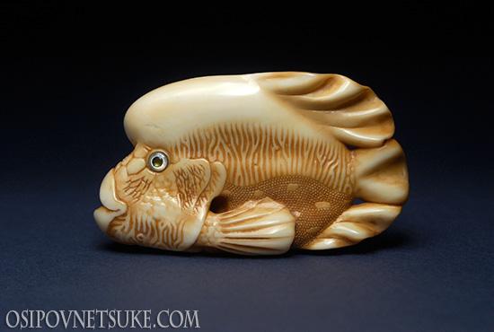 Fish Netsuke