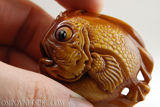 The Fish Netsuke