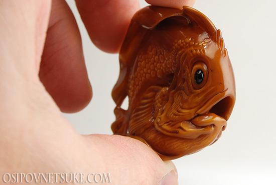 The Fish Netsuke