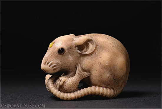 The Rat Netsuke