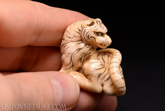 The Tiger Netsuke